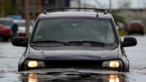 Esta SUV Chevrolet Trailblazer de la década anterior circula por...