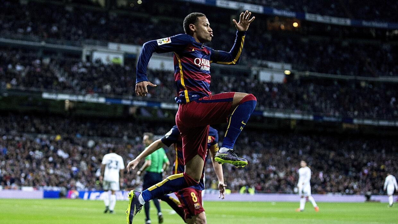 Real Madrid incapaz de frenar al Barcelona