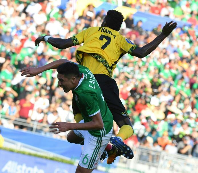 Ridículo nacional: México eliminado de la Copa de Oro GettyImages-821349...