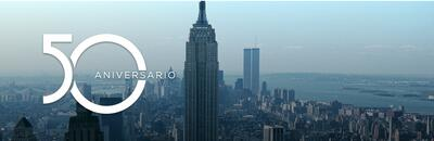 NUEVA YORK NY Promo social siguenos background
