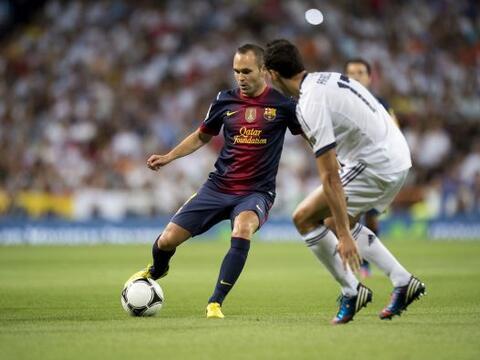 Barceona se metió al Santiago Bernabéu para visitar al Rea...
