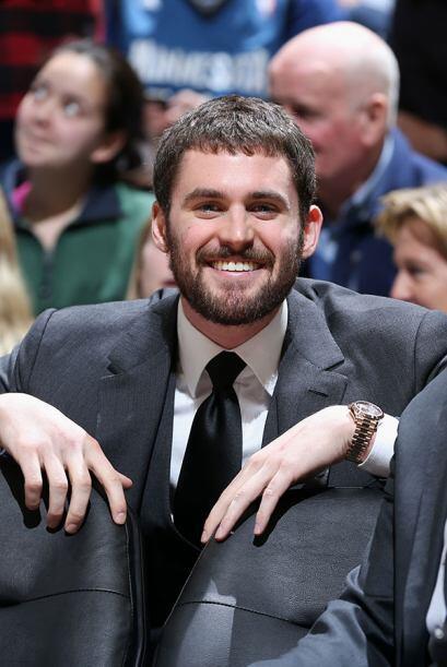 Kevin Love, Minnesota Timberwolves - Love sufrió dos lesiones en...