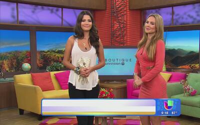 Ponte a la moda con Ana Patricia y Ximena para este otoño.