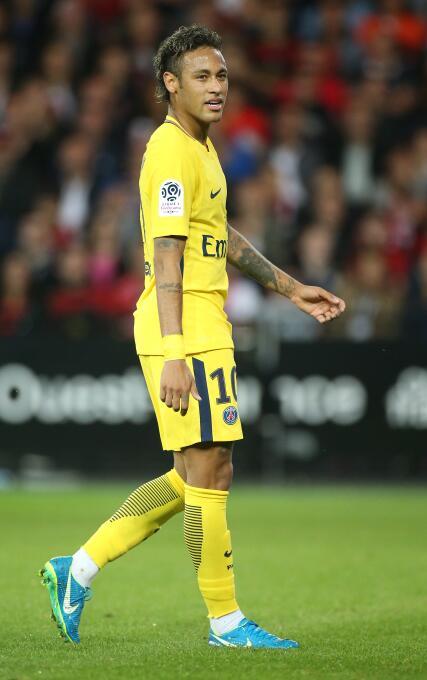 Neymar (Brasil/PSG)