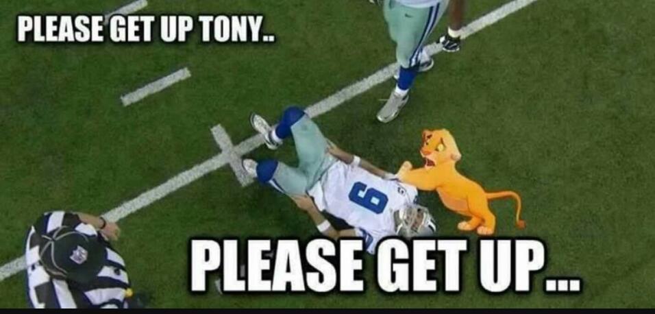 "Tony Romo reconoce: ""Houston estaba hasta arriba en mi lista"" C8kbroGXkA..."
