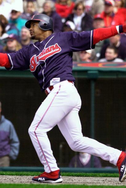 Con el equipo de Cleveland, Ramírez llegó a dos Series Mun...