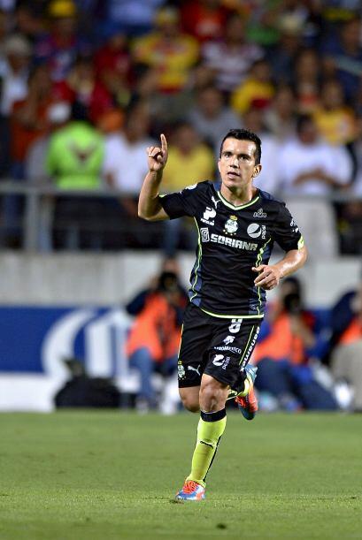 Juan Pablo Rodríguez.- Tras un no muy buen partido de ida en Pachuca, en...