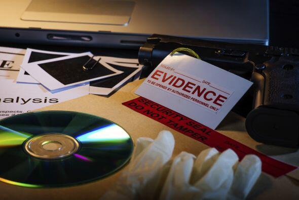 Como CSI. Inspirada en la serie de televisión, deberás simular un crimen...