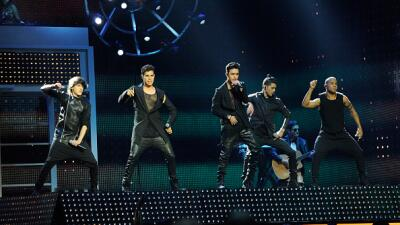 CNCO and Little Mix Release 'Reggaetón Lento' Remix Music Video