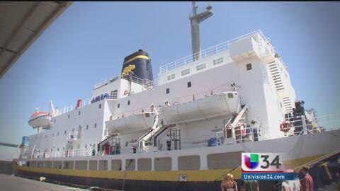 Conquistando los océanos a bordo del buque-escuela que navega por el mundo