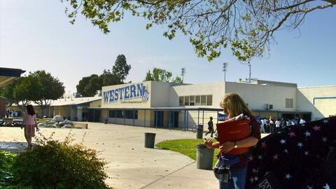 Western High School.