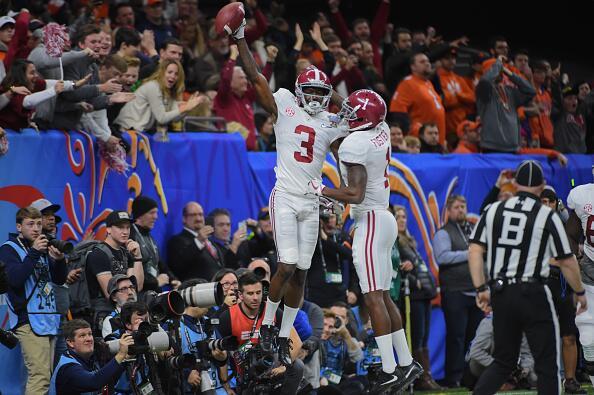 Alabama destrona al campeón Clemson en el Sugar Bowl y va por el título...