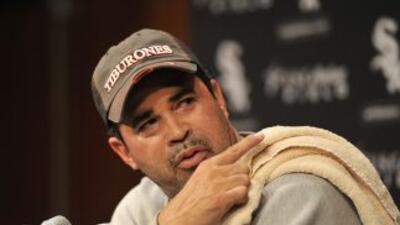 Ozzie Guillén parece apuntar rumbo a Miami, en su última conferencia de...