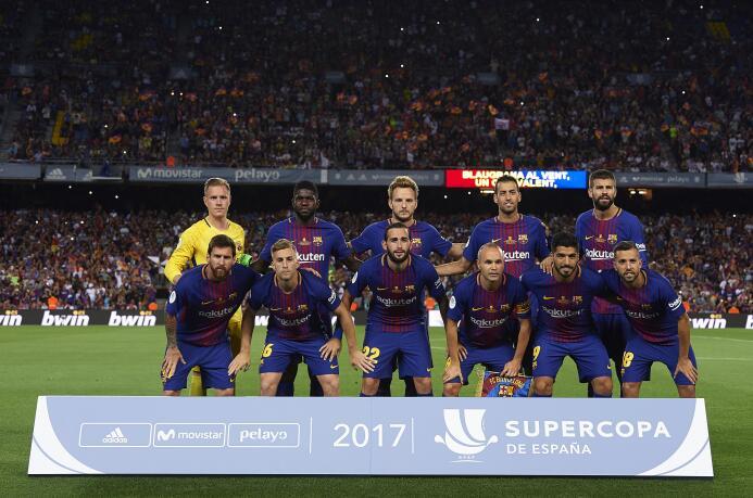 3. F.C. Barcelona (España)