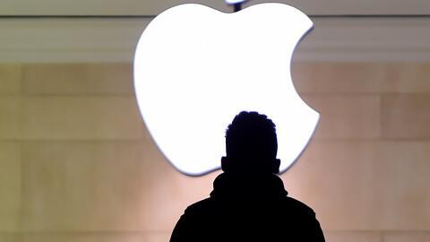 La empresa Apple, con sede en California.