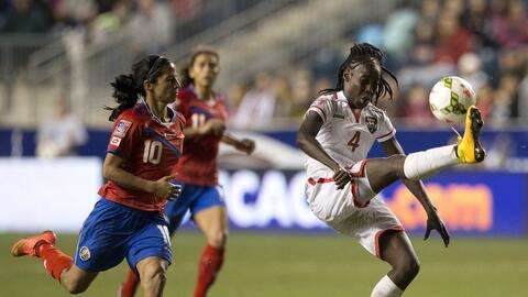 Eliminatoria femenil de Concacaf
