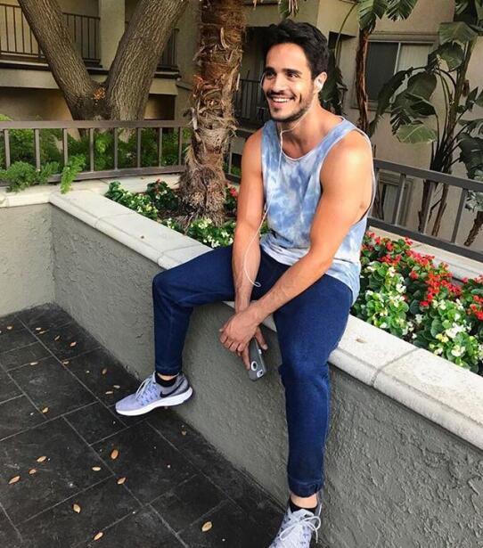 Ektor Rivera en Mira Quién Baila.