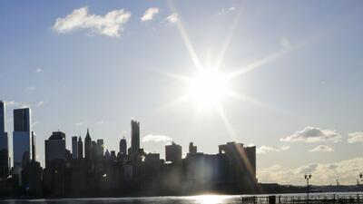 Este miércoles se mantiene la alerta por calor extremo y peligroso en Nueva York