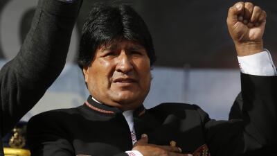 Electores rechazan que Evo Morales vuelva a postularse a la presidencia