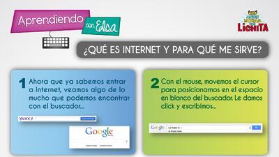 Aprendiendo con Elsa: ¿Qué es Internet y para qué m...