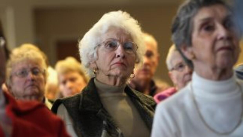 Más de la mitad de la clase media en EEUU no ve el ahorro para la jubila...