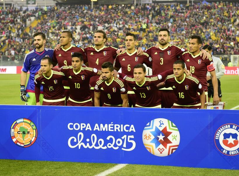 Venezuela en Copa America