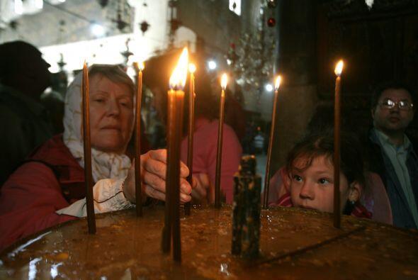 Monseñor Fuad Twal, el patriarca latino de Jerusalén y más alta autorida...