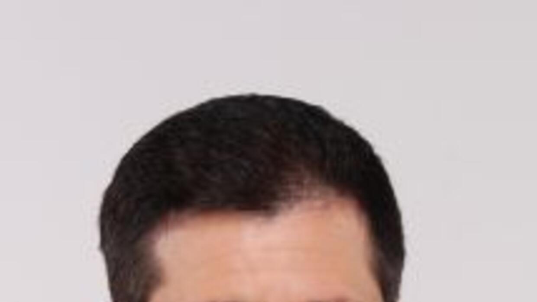 El meteorólogo Eduardo Rodríguez.