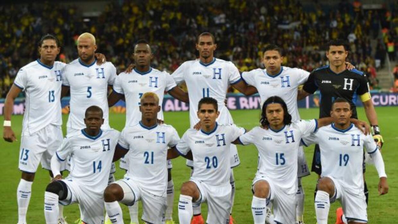Selección de Honduras.