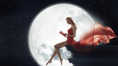 Plenilunio y conjunción planetaria, preludio de la luna azul de marzo