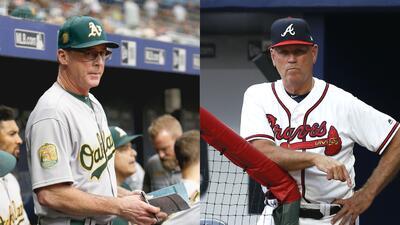Bob Melvin y Brian Snitker fueron elegidos los Managers del Año en la MLB
