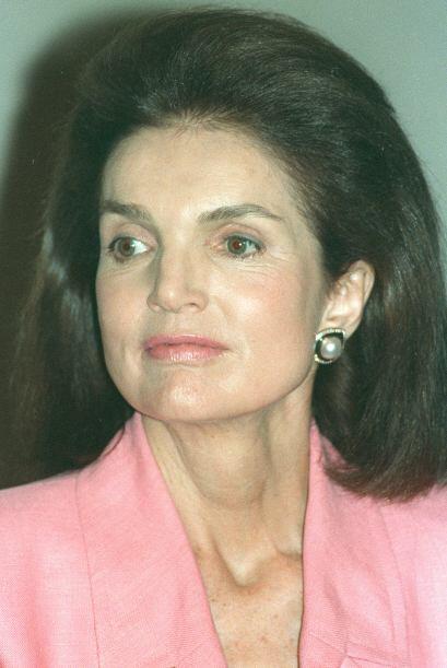 Jackie Kennedy Onassis mantuvo el estilo hasta sus últimos días.