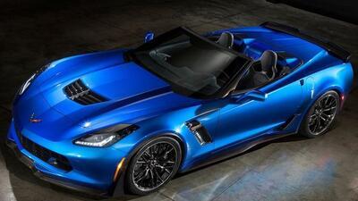 El Z06 es uno de los convertibles deportivos de mejores prestaciones en...