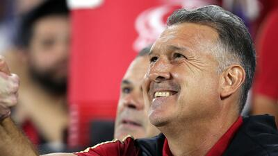 Gerardo 'Tata' Martino estaría generando interés en la federación argentina