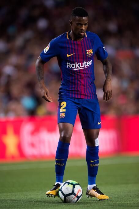 Defensa: Nelson Semedo (F.C. Barcelona)