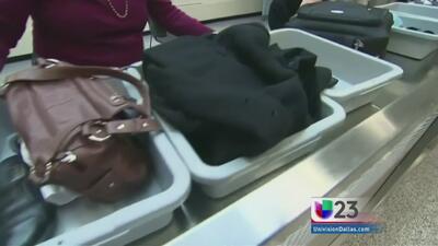 Desmantelan red criminal en aeropuerto DFW