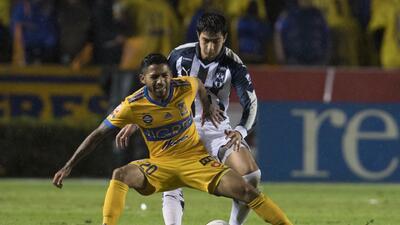 Cómo ver Tigres vs Monterrey en vivo, por la Liga MX