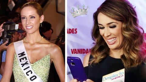 Le recordamos a Jacky Bracamontes su coronación como Miss México y así r...