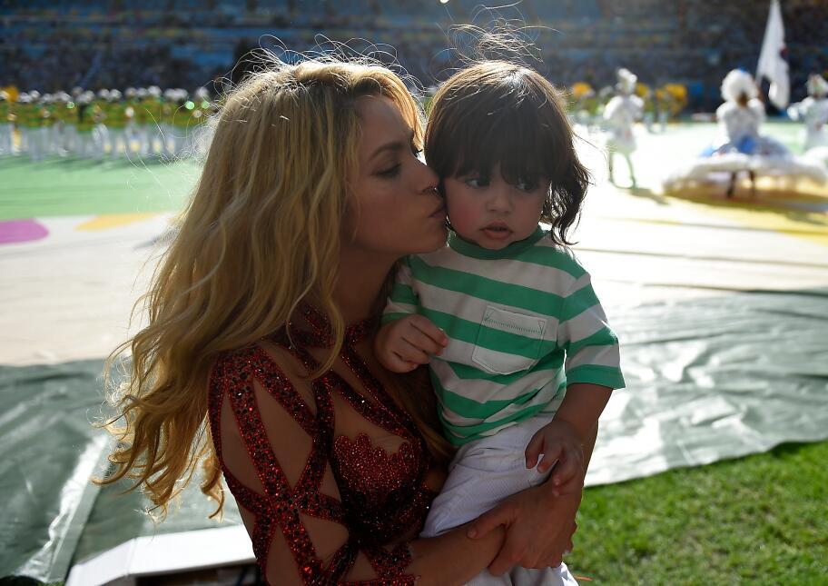 Milan hijo de Shakira
