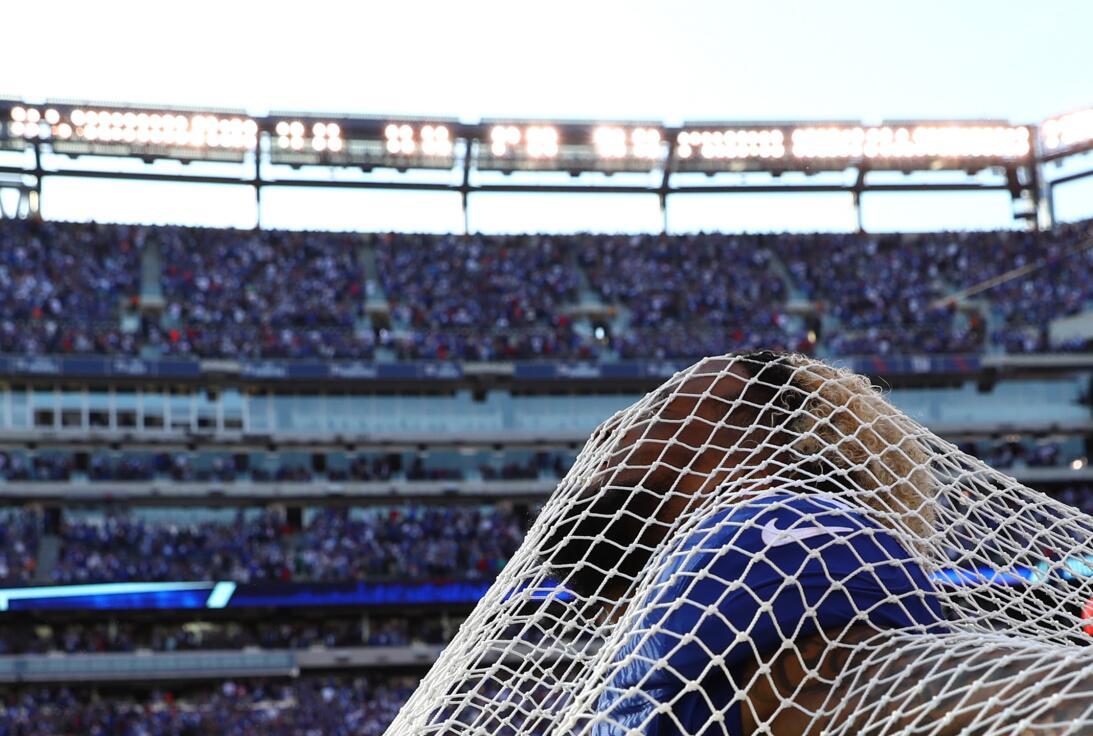 Espectaculares y curiosos momentos del deporte en Estados Unidos GettyIm...