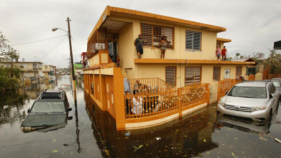 Life after Maria: Puerto Rico a month after the hurricane puerto-rico-st...