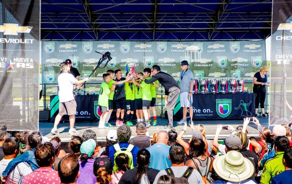 Así se vivió el segundo y último día del torneo organizado por Univision...
