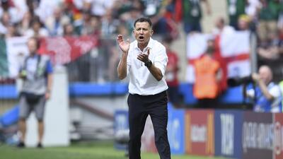 Osorio revela que ocultó las armas del Tri en los duelos de preparación