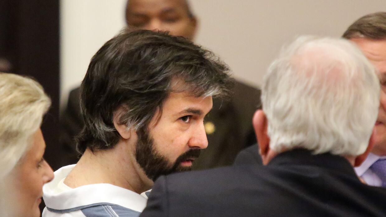 Michael Slager, expolicía acusado por la muerte de Walter Scott
