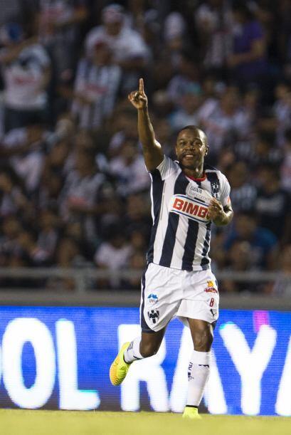 El mejor gol de la semana: Dorlan Pabón. Al jugador de Rayados pa...