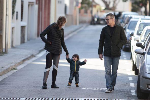 El bebé de Shakira y Gerard Piqué pasó un día maravilloso. Mira aquí los...