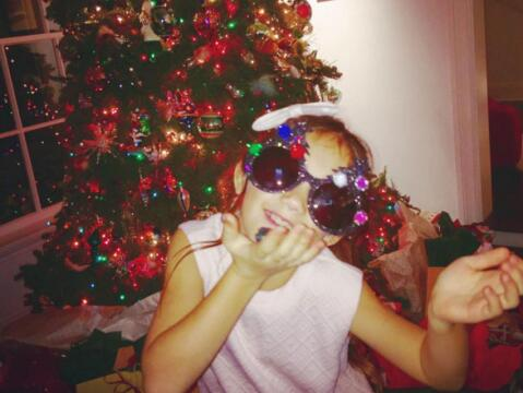 Salma Hayek compartió cómo su hija Valentina decoró...