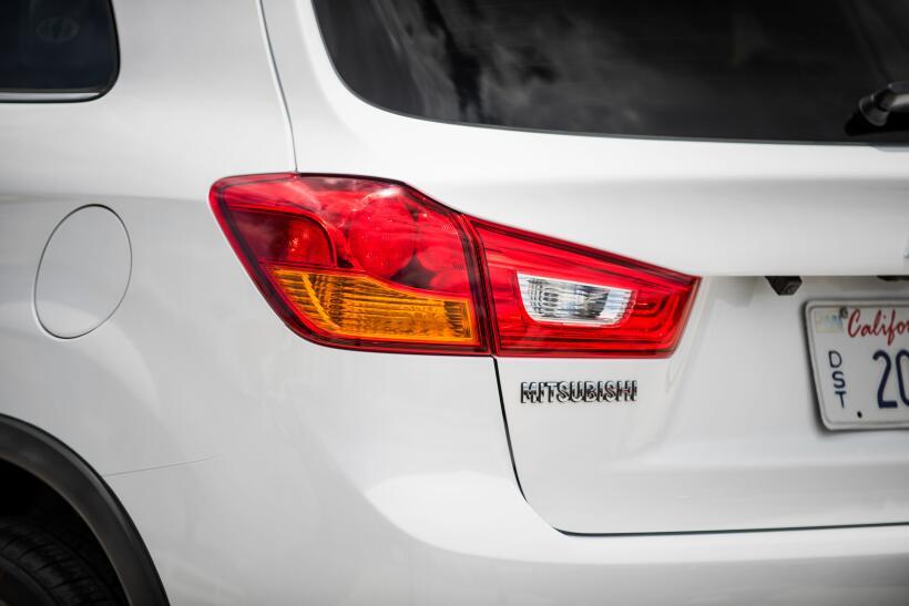 Mitsubishi Outlander Sport 2016