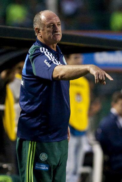 Los hombres de Luiz Felipe Scolari fallaron muchas oportunidades de gana...