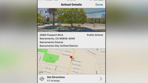 Departamento de Educación de California ofrece todos los datos de las es...